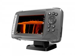 Эхолот Lowrance Hook2-5 SplitShot US COASTAL/ROW